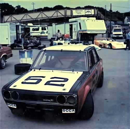 Circa 1984 paint scheme.