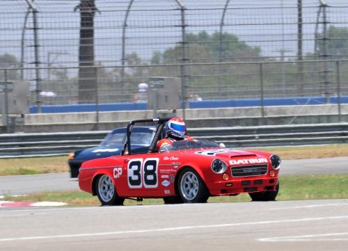 Cal Speedway HSR 2010