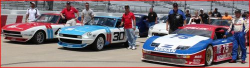 BRE & Millen out front at Nashville Motor Speedway