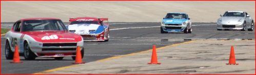 BRE 240Z, Millen 300ZX, BRE 280Z Tribute