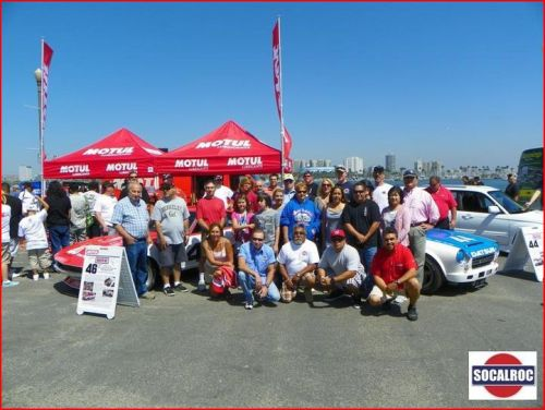 SoCalROC at the JCCS Motul booth 2010