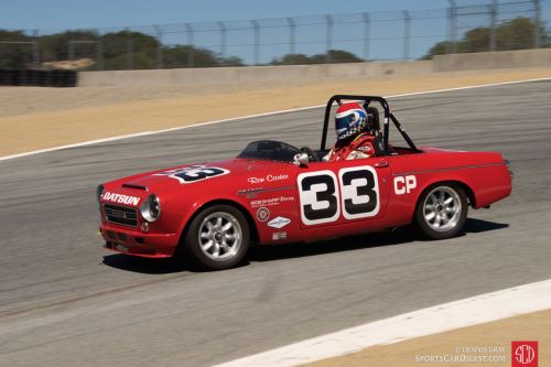 Ron Carter's 1967 Datsun Sports 2000.