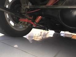 traction bars