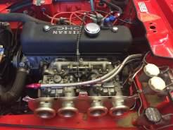 Engine bay 1
